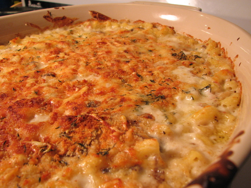 Macaroni Gratin vs. Macaroni and Cheese | The Paupered Chef