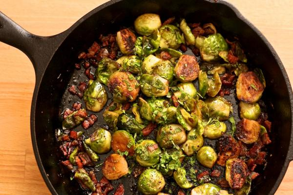 Brussels-sprouts-with-pancetta-and-mint